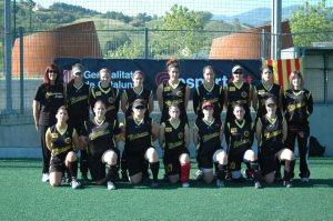 CS Viladecans Campió de Lliga Nacional 2012