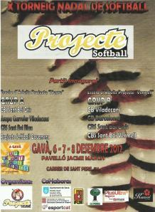 Cartel Torneo Navidad 2012