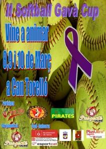 Cartel II Softball Gava Cup 2013