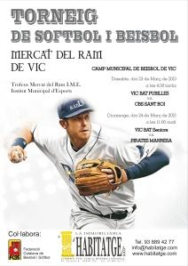 Poster Torneig Ram 13