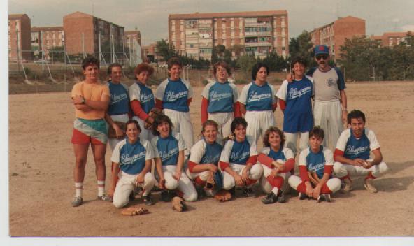 Equip Blaugrana Softbol