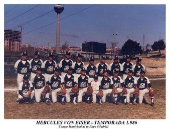 Hercules Von Eiser 1986