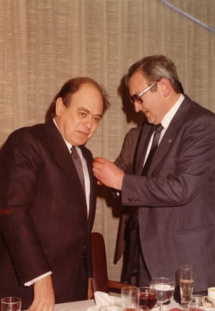 Jordi Pujol i Pepe Lance
