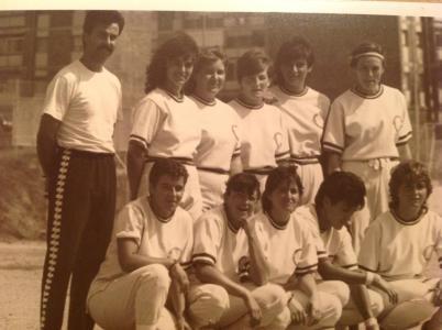 Selecció Catalana Softbol