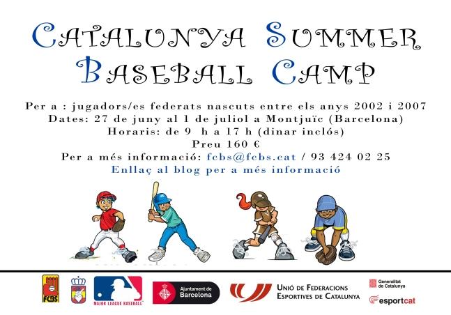 cartel 2016 summer beisbol