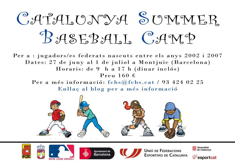 cartel 2016 summer beisbol
