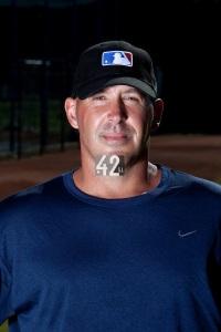 Baseball - MLB European Academy - Tirrenia (Italy) - 20/08/2009 - Jeff Krushell